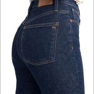 Madewell Curvy Skinny in Lucille Wash